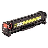 Картридж HP 312A yellow (CF382A) для принтера Pro M476dn, M476dw, M476nw сумісний