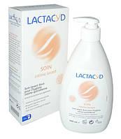 """Средство для интимной гигиены """"Lactacyd"""" Деликатный"""" (с дозатором) 400 мл."""