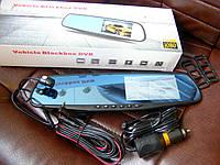 Зеркало-видеорегистратор Blackbox DVR Full HD 1080 (original) + 2 камера