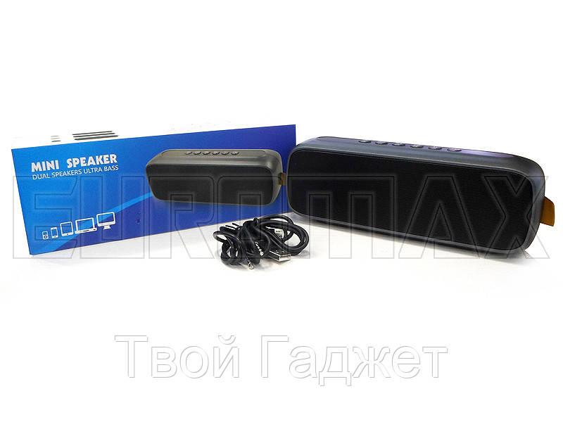 Колонка портативная SD/USB/FM BT 043-B22