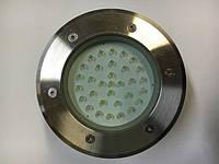 Подводный светильник SL286L 3.5W 12V 6500К IP68  Код.58795