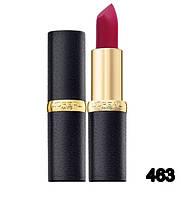 """Помада для губ """"L'Oreal Paris Color Riche Matte"""" (463)"""