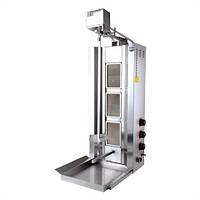Аппарат газовый для шаурмы Remta D15 LPG с приводом