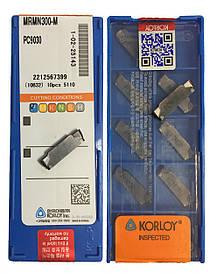 Пластина KОRLOY MRMN300-M PC9030