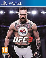 Прокат / Аренда  UFC 3 PS4