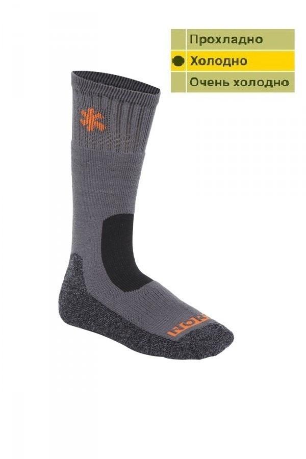 Носки Norfin Extra Long, отличный согревающие носки для зимы, сохраняют сухость, в наличии все размеры