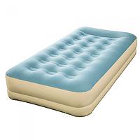 Надувная кровать Refined Fortech Bestway 69001,размер 191х97х33см, встроенный электронасос, фото 1