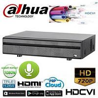 DAHUA DH-XVR4108HE (8-ми канальный penta-brid видеорегистратор)