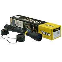 Прицел оптический 3-9x32E BSA с подсветкой, просветленные линзы , фото 1
