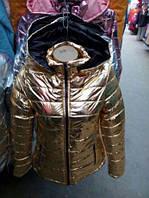 Трендовая  женская куртка деми (42-48), доставка по Украине