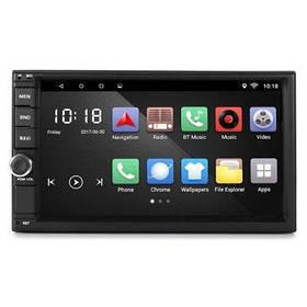 RM - CT0012 Андроид 6.0 Блютуз GPS стерео плеер автомобиля - Чёрный