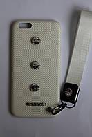 Чехол с ремешком для iPhone 6 Plus, 6s plus / Чехол со стразами и ремешком на руку на iphone 6 plus, 6s plus