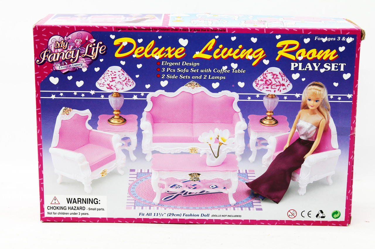 Мебель игрушечная Gloria для гостинной, 2317