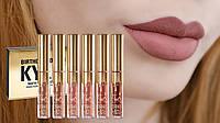Помада Kylie 8607 gold, Губная помада Kylie Jenner Lip kit