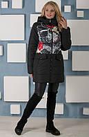 Весенняя куртка женская (46-60)