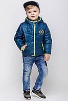 Демисезонная куртка для мальчика VKM-3