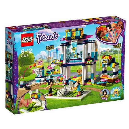 Конструктор «LEGO» (41338) Стадион Стефани, фото 2