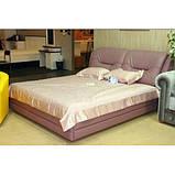 """Ліжко """"Женева""""з м'яким узголів'ям 1,8, фото 3"""