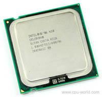 Процессор Intel Celeron D 430 1,8 GHZ/512/800