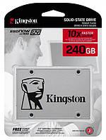 """Накопительный SSD 2.5"""" 240GB диск UV400"""