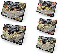 Набор DINO PALEONTOLOGY раскопки динозавров 5 разных наборов