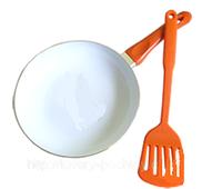 Сковорода 20 см. с керамическим покрытием ORANGE