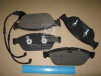 Колодка торм. AUDI A8 3.0 4.2TFSI QUATTRO,3.0 4.2TDI QUATTRO 09- передн. (пр-во REMSA) 1441.02