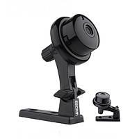Мини камера видеонаблюдения Q6, ночное видение, датчик движения