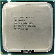 Процессор Intel Celeron D 450 2.2 GHZ/512/800