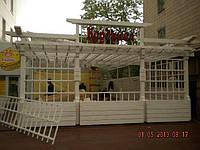 Площадка для ресторана