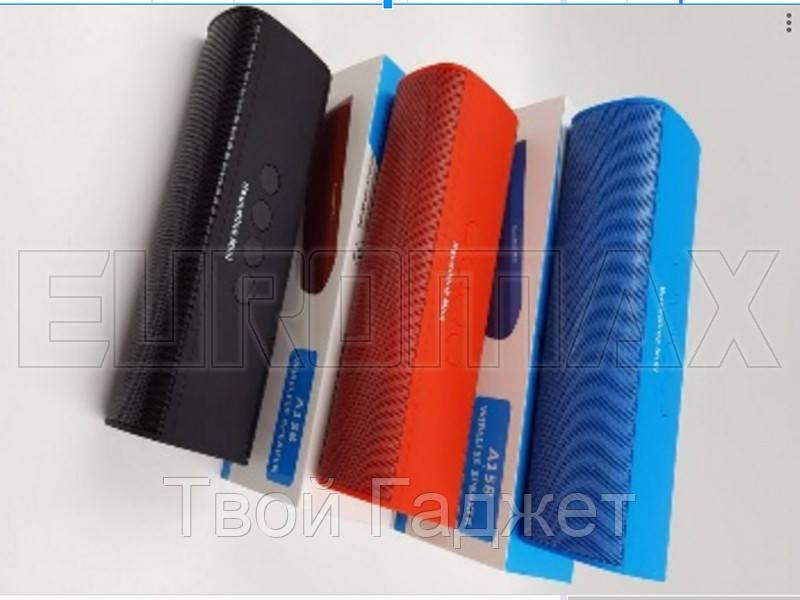 Колонка портативная Bluetooth/SD/USB/FM BT 030-A158