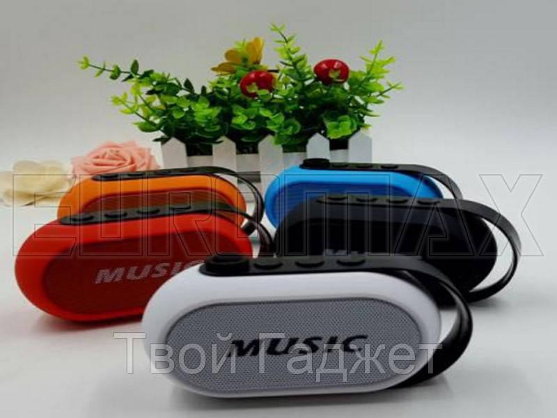 Колонка портативная Bluetooth/SD/USB/FM BT A76