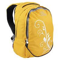 Рюкзак городской Highlander Furas 18 Yellow With Print