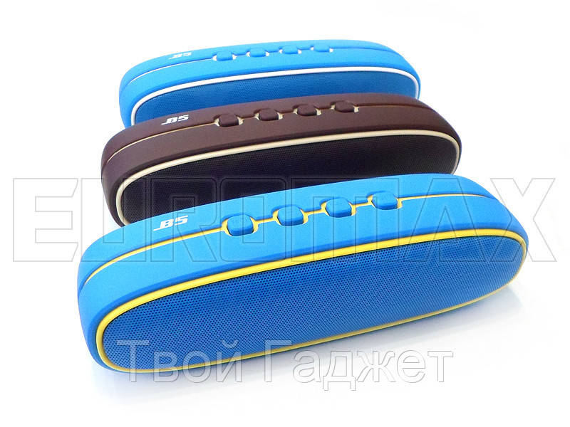 Колонка портативная Bluetooth/SD/USB/FM BT 045-B5