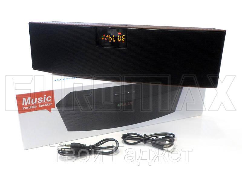 Колонка портативная Bluetooth/SD/USB/FM BT 037-7026BT