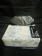 Задние тормозные колодки Konner на Chery Tiggo M11 (T11 3502080BA)