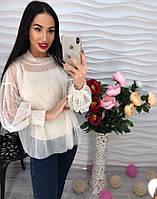 Шифоновая блуза очень красивая , фото 1