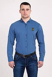 Рубашка однотонная GUCCI