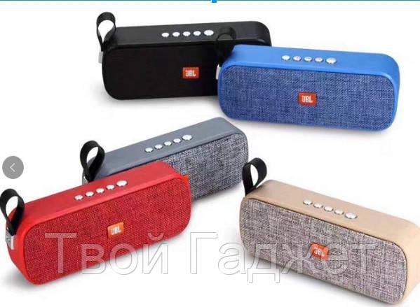 Колонка портативная Bluetooth/SD/USB/FM BT M298A