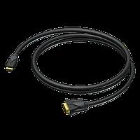 Кабель DVI-HDMI 1,5 м Procab CLV160/1.5