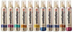 Мусс для укладки волос Wellaflex (200мл.)