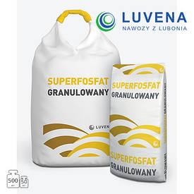 Суперфосфат гранулированный Lubofoska 19-25-31,5  (суперфосфат Любофоска P2 O5-19 CaO-25 SO3-31,5 ) Польша