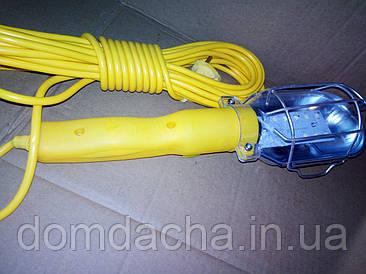 Переноска гаражна LED 7W 600Lm 10м жовта Lemanso / LMA312