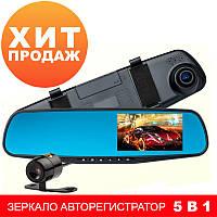 Blackbox DVR Full HD 1080 Зеркало-видеорегистратор + 2 камера (original)