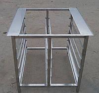 Подставка под пароконвектомат из нержавеющей стали, фото 1