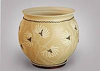 Горшок цветочный керамический Тюльпан 24 л