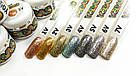 Ультраблестящий гель-лак VEGAS от Yo!Nails, цвет V2, фото 3