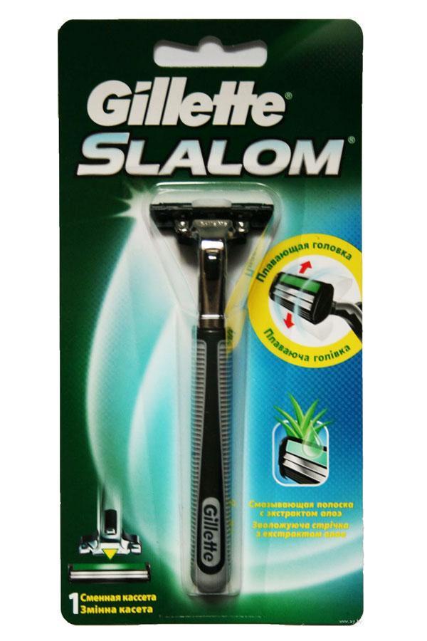 """Станок для бритья """"Gillette Slalom"""" (1 сменная кассета)"""