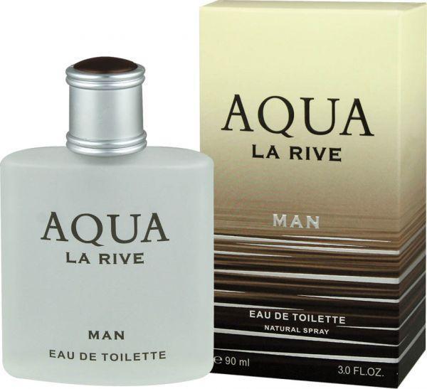 """Туалетна вода для чоловіків La Rive """"Aqua La Rive"""" (90мл.)"""