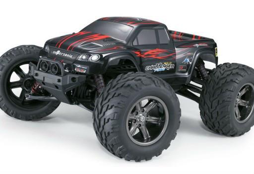 Радиоуправляемая машина Monster Truck 9115 2.4 GHz 2WD 40 km/h